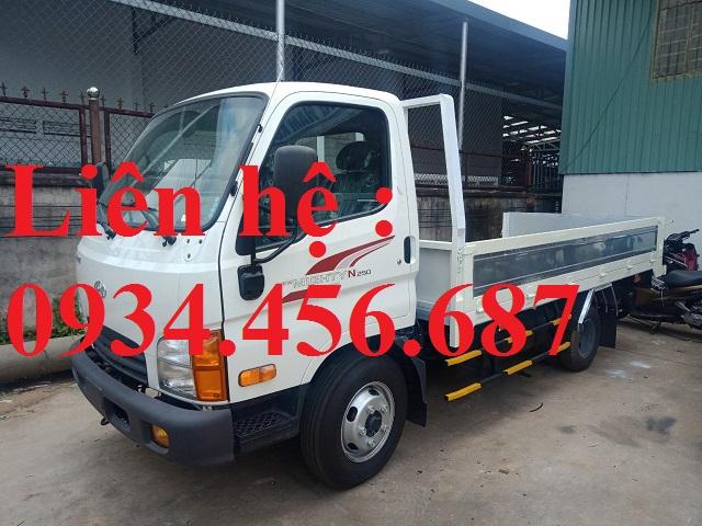 Xe tải Hyundai N250L