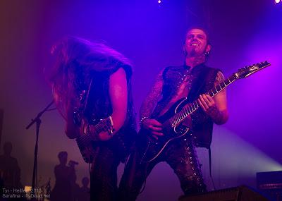 Týr au Hellfest 2013