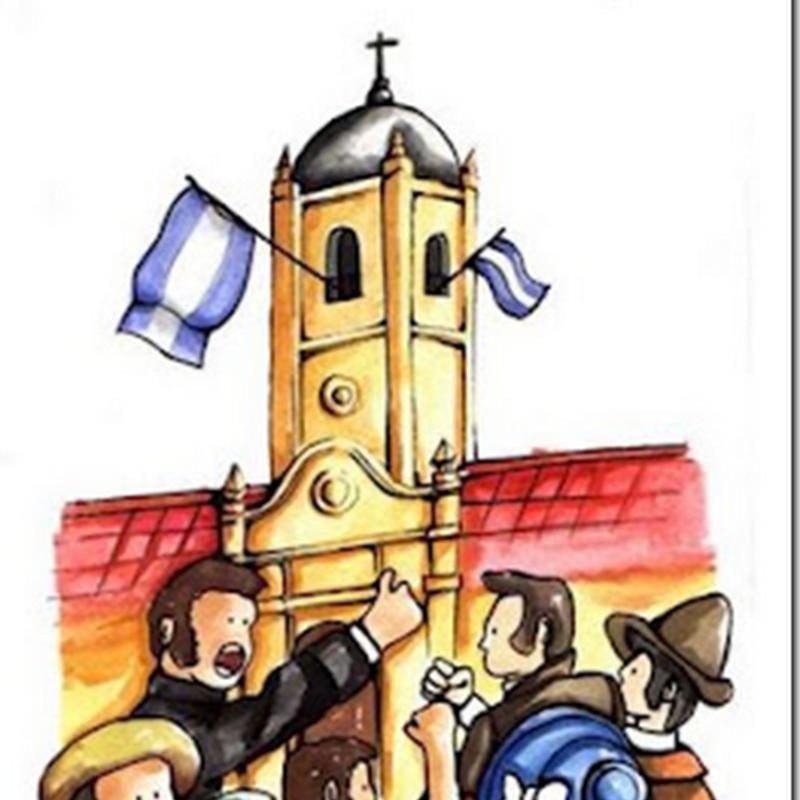 25 de mayo dibujos a color para los niños