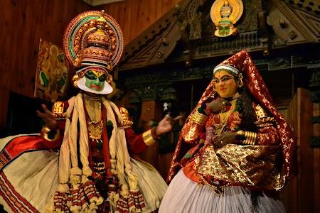Traditii India: Kathakali