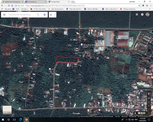 Bán đất rẫy Phú Bình Long Khánh Đồng Nai 04