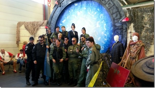 Stargate SG-1 op FACTS 2014