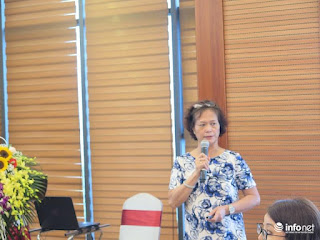 Ths. Bs Phạm Hoàng Anh (Tổ chức Health Bridge Canada tại Việt Nam)