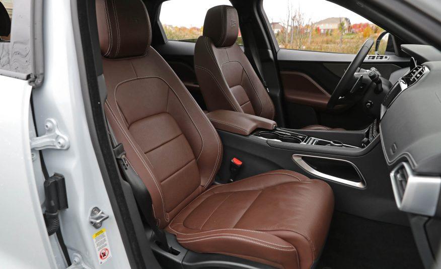 Nội thất xe Jaguar F Pace new model 04