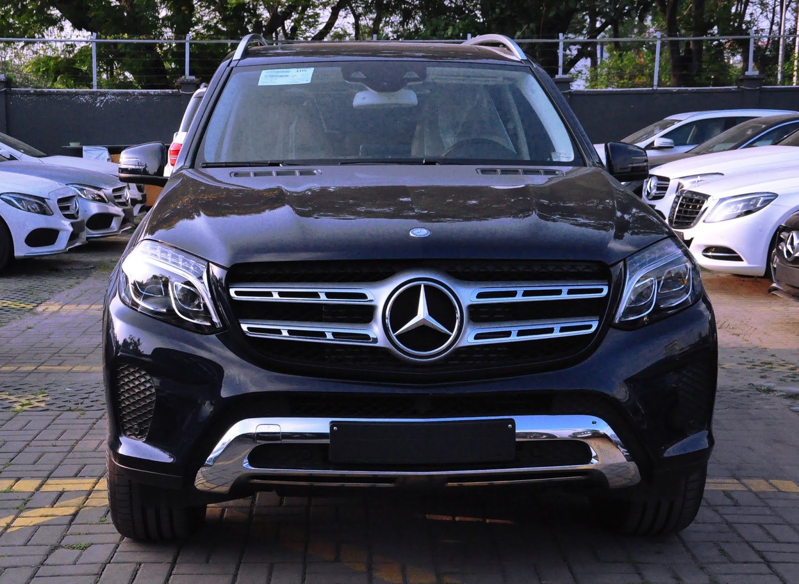 Xe Mercedes Benz GLS 350 d 4Matic 04
