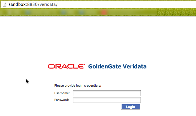 Goldengate Veridata 11 2 1 Server Installation Maaz