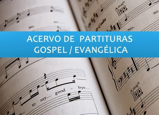 partituras gospel gratis encore