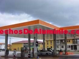 Techos aluminio Molina de Segura