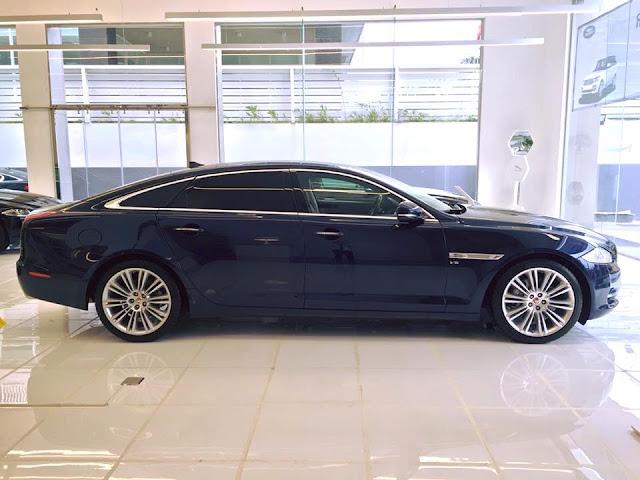 Xe Jaguar XJL Premium Luxury LWB 04