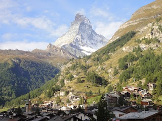 Zermatt avec le Cervin