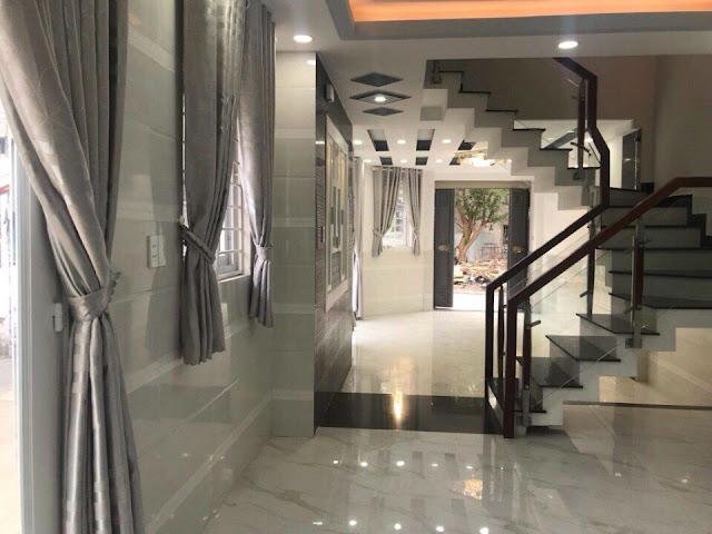 Bán nhà phố Huỷnh Văn Nghệ phường 12 Quận Gò Vấp 05