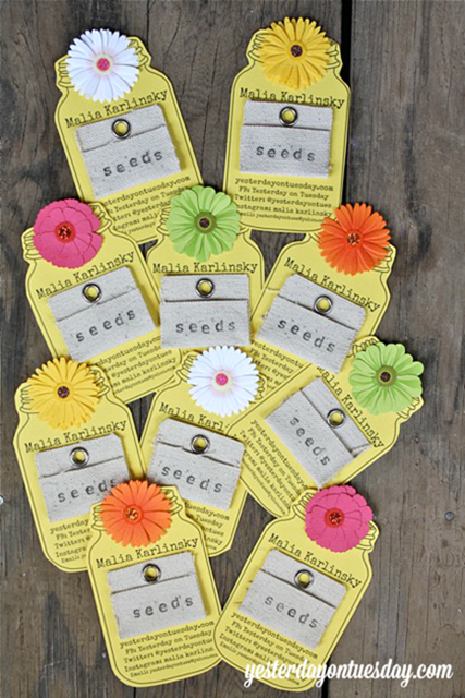Flower-Mason-Jar-Business-Cards-Vertical
