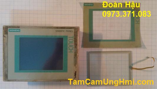 Tấm cảm ứng HMI Siemens TP177