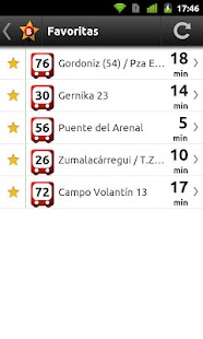 Bilbao Bus - screenshot thumbnail