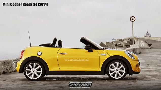Mini Cooper Roadster2