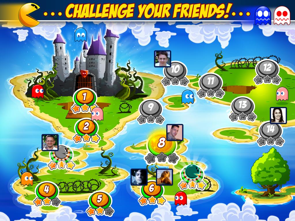 PAC-MAN Friends - screenshot