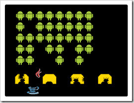 Android Invaders