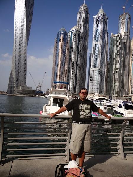 Imperator in Dubai Marina