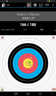 Archery Score Demo - screenshot thumbnail