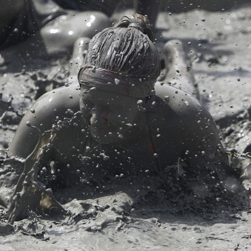 14th Boryeong Mud Festival, South Korea