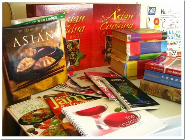 Some of my Lifeline Secondhand Books © BUSOG! SARAP! 2010