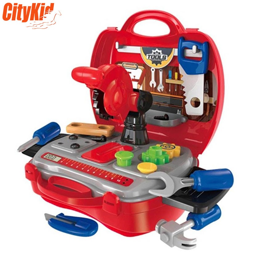 Bộ đồ chơi sửa chữa cho bé