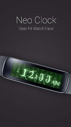 Neo Clock for Gear Fit