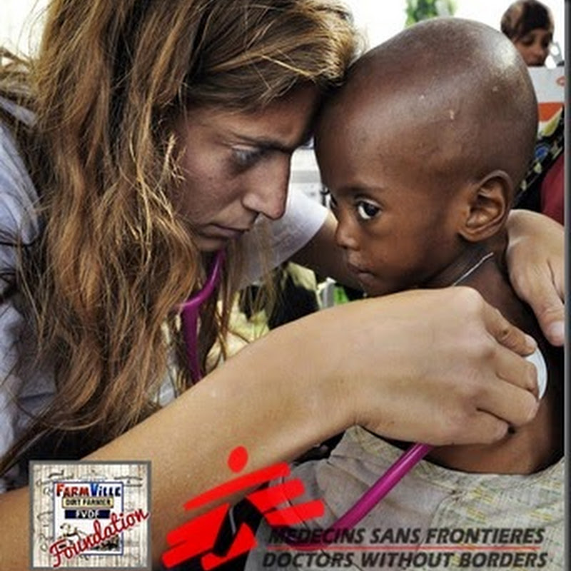 The Dirt Farmer Foundation's CAUSE it's MARCH: Médecins Sans Frontières/Doctors Without Borders MSF