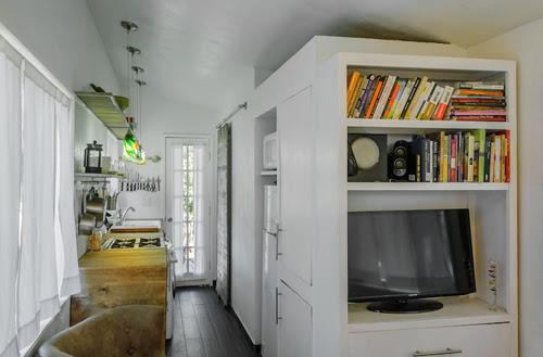 Nhà nhỏ tiện nghi cho gia đình 4 người
