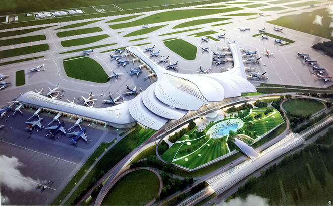 Đẩy nhanh tiến độ giải phóng mặt bằng sân bay Long Thành