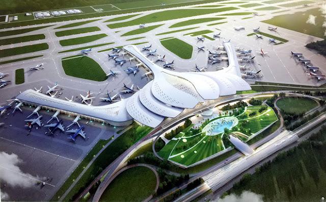 Sẽ khởi công sân bay Long Thành vào cuối năm 2020