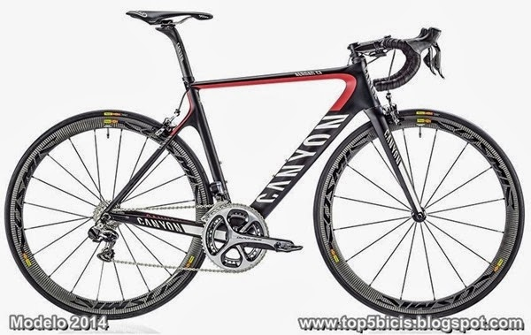 Canyon AEROAD CF 9.0 TEAM 2014 (1)