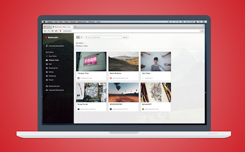 Opera 25 With New Visual Bookmarks