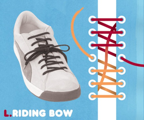 riding-bow-cool-different-ways-tie-sneakers-shoelaces