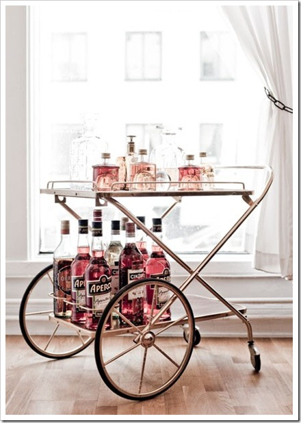 bar carts the glitter guide 2