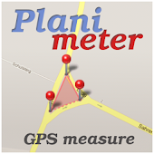 Planimeter - GPS area measure