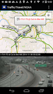 Kentucky Traffic Cameras Pro screenshot 8