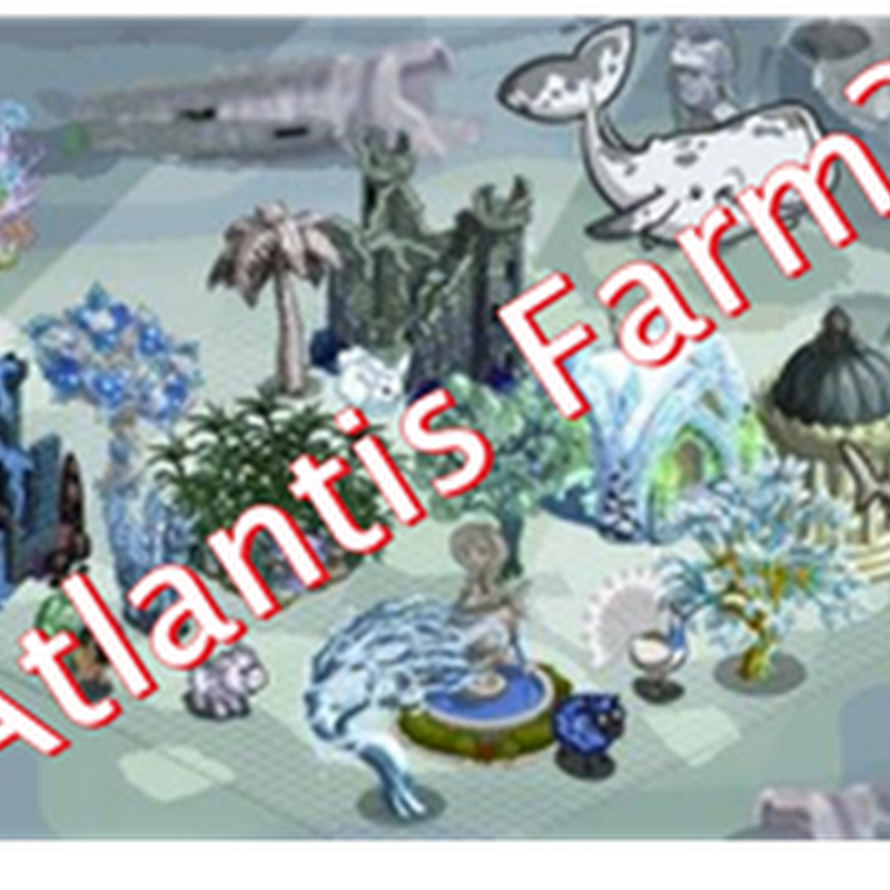 Want an Atlantis Farm? Let Zynga know
