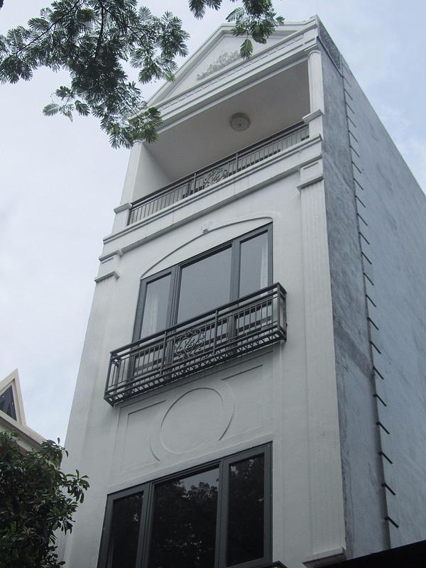 Bán Nhà Hẻm Hòa Bình Phường Hiệp Tân Quận Tân Phú 005