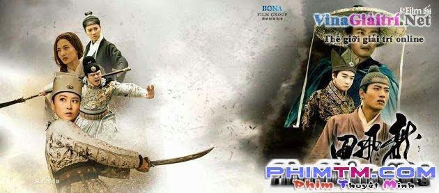 Long Môn Phi Giáp 2015 -   Flying Swords Of Dragon Gate