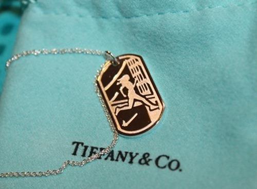 Nike Womens Tiffany Finishers Necklace