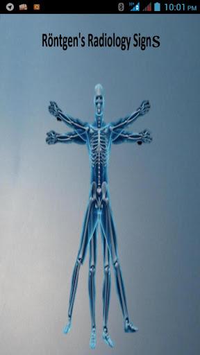 【免費醫療App】Radiology Signs-APP點子