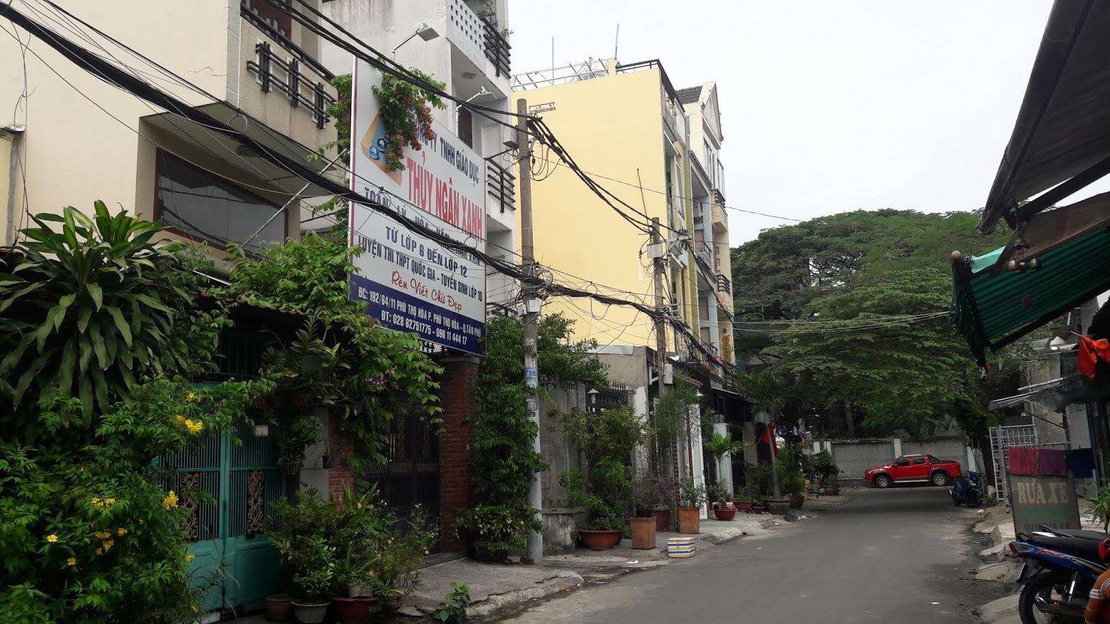Bán nhà hẻm ô tô Phú Thọ Hòa Quận Tân Phú 4
