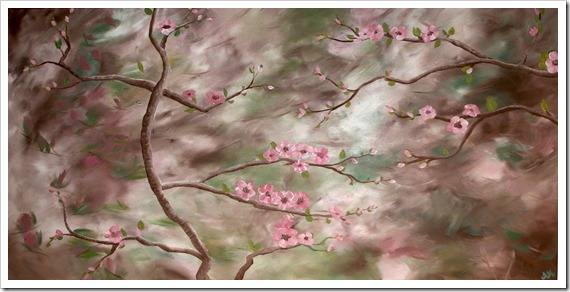 cherry blossom adrienne harrington