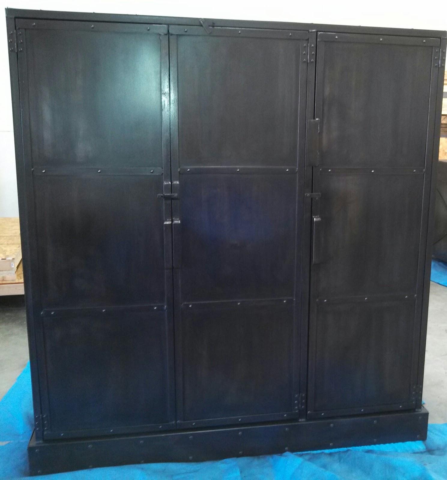 Real Industrial Edge Furniture Llc: Restaurant Coat Closet