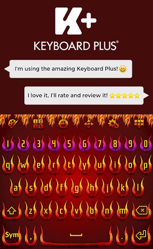 地狱键盘主题