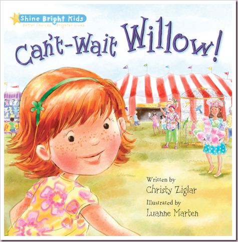 Cove image of the Can't-Wait Willow! book