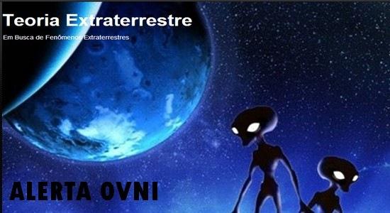 Alerta OVNI Teorias extraterrestres