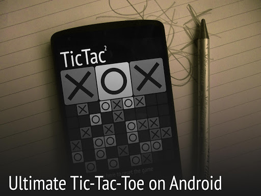 TicTac² - Ultimate TicTacToe