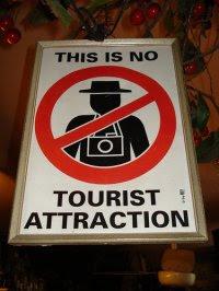 Nu vrem turisti